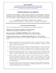 Salesforce Resume Sample Ideas Collection Salesforce Developer Resume Samples With Additional 4