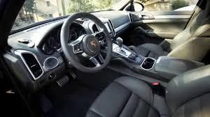 porsche panamera black interior. the new porsche cayenne s diesel in black interior design automototv deutsch panamera r