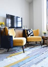 furniture like west elm. As I Said Before, Justin\u0027s Place Is Tight, So We Chose These Retro Wingback Chairs To Sit Opposite The Sofa. Love Because They Totally Look Like Furniture West Elm O