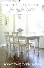 cottage dining room tables. Cottage Dining Room Sets Table Projects Tutorial Creative Do It Yourself . Tables B