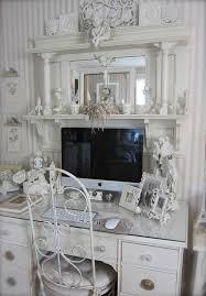 chic office decor. Wondrous Inspration Shabby Chic Office Plain Decoration 1000 Ideas About On Pinterest Decor