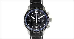 rotary watches go argos rotary men s swiss quartz chronograph watch a black dial and a by a black leather