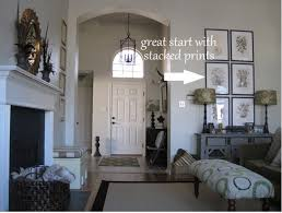 Decorating High Ceiling Walls High Ceiling Wall Decor Ideas High Ceiling Living Room Decorating