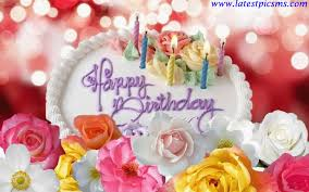 Flower Birthday Cake Hd Pics Ha Beautiful Birthday Cakes Happy