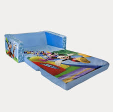 best mickey mouse kids sofa bed and blue kids sofa bed