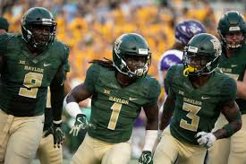 Baylor Qb Depth Chart Football Pre Spring Projected Depth Chart Our Daily Bears