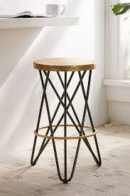 gold counter stools. Slide View: 1: Lorna Gold Counter Stool Stools
