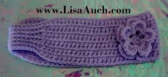 Easy Crochet Headband Pattern Free Simple Free Crochet Patterns And Designs By LisaAuch FREE Crochet Headband
