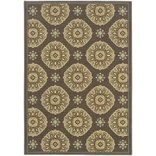 oriental weavers bali 5863n grey gold area rug