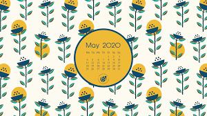 May 2020 free calendar wallpapers ...