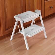 Decorative Step Stools Kitchen Advantages Of Having A Kitchen Step Stool Furnitures Single Step