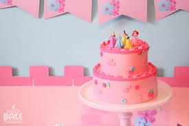 Disney Princess Cakes For Girls Castle Decoration Ideas Little