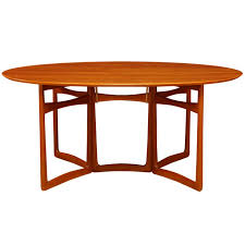 teak expandable dining table drop leaf  ideas about teak dining table on pinterest mid century dining table m