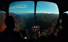 an airplane of helicopter tour is a great experience gift for graduation