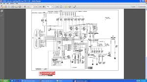 kenworth t2000 headlight wiring diagram free download wiring  at 1994 Kenworth W900 Ac Clutch Wire Diagram Trianary Switch