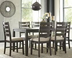 7 piece black dining room set. 7 Piece Dining Room Sets Black Set I