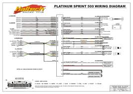 platinum sprint 500 wiring rev f