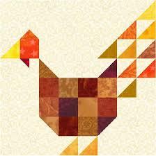 Turkey Quilt Block Scrappy Turkey Block Pattern Download – The ... & Turkey Quilt Block Scrappy Turkey Block Pattern Download Adamdwight.com