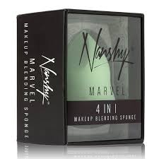 the nanshy marvel blender is good for hard to reach areas according to celebrity make