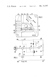 patent usre31597 electric power controllers google patents patent drawing