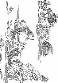 Small Picture Printable Pictures Fish Coloring Pages For Adults 49 For Your