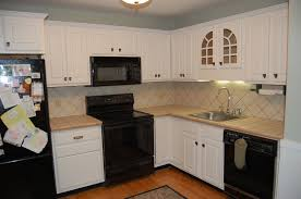 Kitchen Interior Paint Refacing Kitchen Cabinets For Contemporary Kitchen Interior