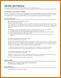 Resume Summary Statement Unique Career Summary Examples For Customer Service Manager Resume