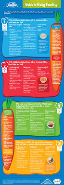 The 4 Stages Of Baby Food What To Feed Your Baby Baby