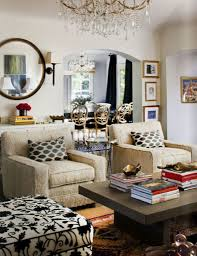 Living Room Decoration Accessories Light Brown Chenille Armchairs For Modern Living Room Decorating