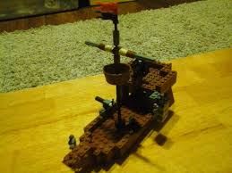 picture of lego pirate ship