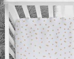 white and gold polka dot sheets.  Polka Gold Polka Dot Crib Sheets Buffalo Check Sheet Lumberjack Bedding  Baby  Sheets Inside White And Gold Polka Dot Sheets S
