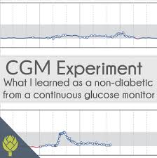 Cgm Experiment What I Learned As A Non Diabetic From