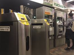 Mbta Fare Vending Machine Mesmerizing Here Are The New Ways You'll Be Paying For The MBTA Masslive