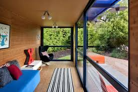 Shipping Crate Home Sustainable Shipping Container House With A Rooftop Garden