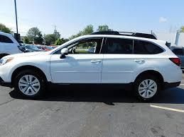 subaru outback 2016 white. Simple White Photo 14 White 2016 Subaru Outback In Elma NY Exterior View Of Driveru0027s  Side Inside E