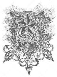 Nautical Star Designs Nautical Star Designs Nautical Star Vector Illustration