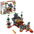 Lego Super Mario Bowser's Castle Boss Battle Expansion Set 71369 Toy Building Kit (1,010 Pieces)