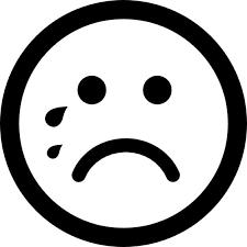 Afbeeldingsresultaat Voor Smiley Zwart Wit Verdrietig School