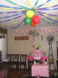 ceiling decor party with lighting hanging decorations diy for bedroom ideas