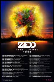 Oakdale Dome Seating Chart Zedd Announces True Colors Fall Tour Madison Square Zedd