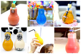 Light Bulb Drink Bottle 5 Places In Singapore To Get Light Bulb Drinks Let There