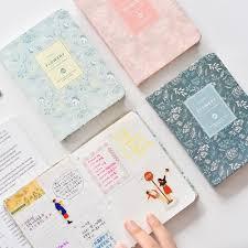 Us 15 74 Flowery Weekly Planner 2019 Agenda Planner Organizer School Study Planner Notebook Date By Yourself In Notebooks From Office School