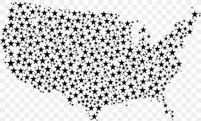 Flag Of The United States Map Star Chart Clip Art Png
