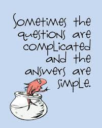 best dr suess ideas images dr suess one fish fish wisdom from dr seuss questions and answer quote