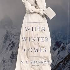 When Winter Comes V A Shannon 9781538555934 Amazon Com Books