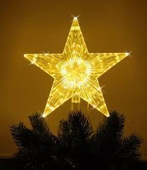 Weihnachtsbaumspitze Stern Rot Beliebter Weihnachtsblog