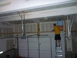 Storage Loft Above Garage Door : Above Garage Door Storage Plan ...