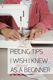 Best 25+ Beginner quilting ideas on Pinterest | Beginners quilt ... & Piecing tips I wish I would have known as a beginner - Superior Threads Adamdwight.com
