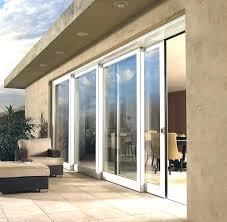 large sliding glass doors full size of 4 panel patio multi slide door cost window