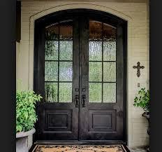 doors amusing wooden front doors with glass interior door